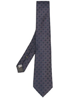 Canali ornamental pattern tie