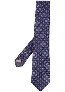 Canali ornemental motif tie
