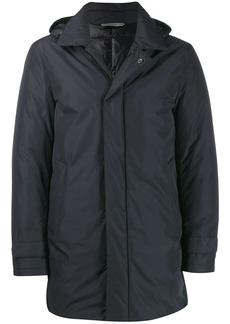 Canali padded jacket