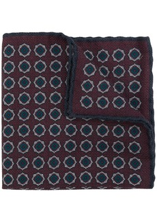 Canali patterned pocket square