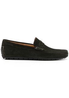 Canali penny slot loafers