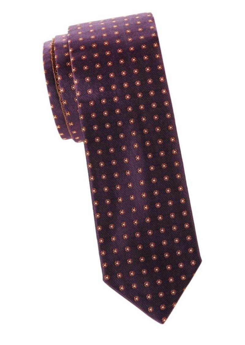 Canali Silk Reversible Tie