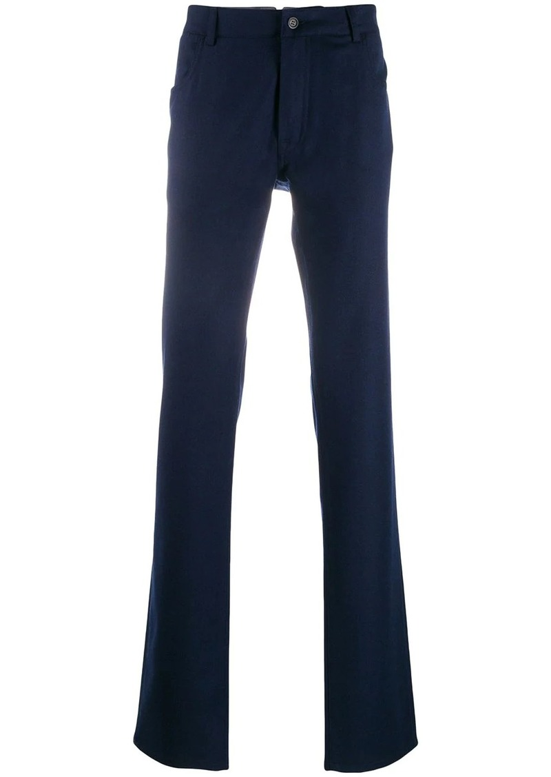 Canali slim fit chinos