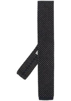 Canali square-tip tie