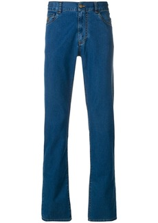 Canali straight jeans
