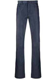 Canali straight leg jeans