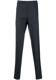Canali straight leg tailored trousers