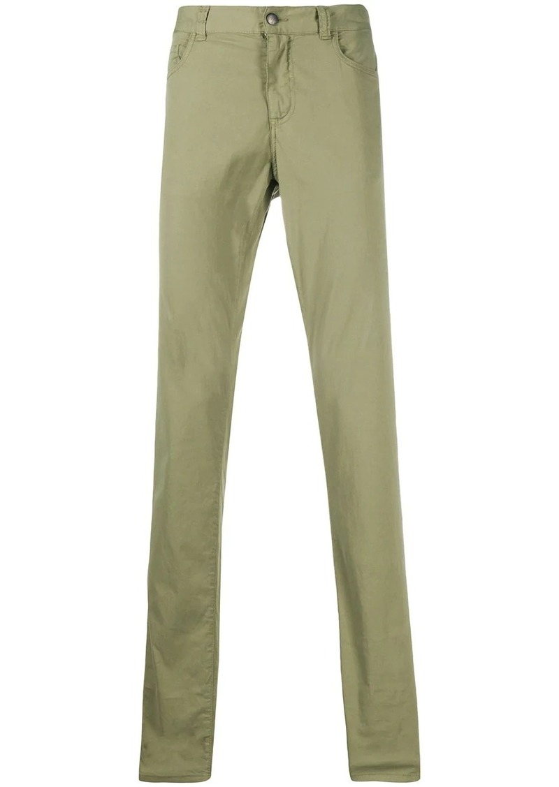 Canali stretch fit chinos