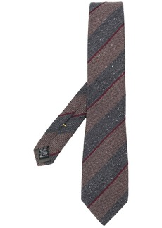 Canali striped tie
