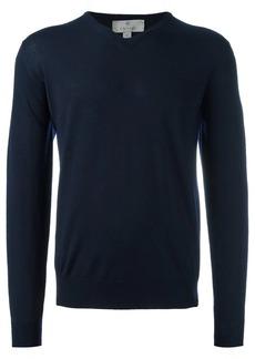 Canali V-neck jumper