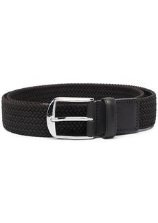 Canali woven design belt
