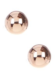 Candela 14K Rose Gold 4mm Ball Stud Earrings