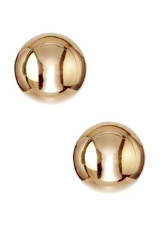 Candela 14K Yellow Gold Stud Earrings