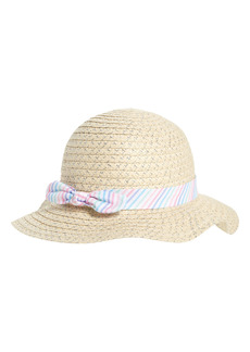 Capelli New York Kids' Straw Hat