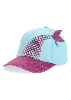 Capelli New York Mermaid at Heart Mermaid Tail Baseball Cap (Kid)