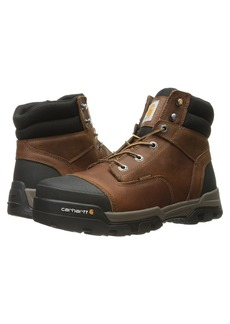 """Carhartt 6"""" Ground Force Waterproof Non-Safety Toe Work Boot"""