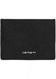 Carhartt Black Coated Card Holder