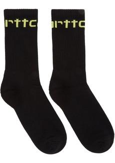 Carhartt Black Logo Socks