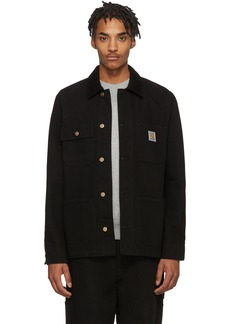 Carhartt Black Michigan Coat