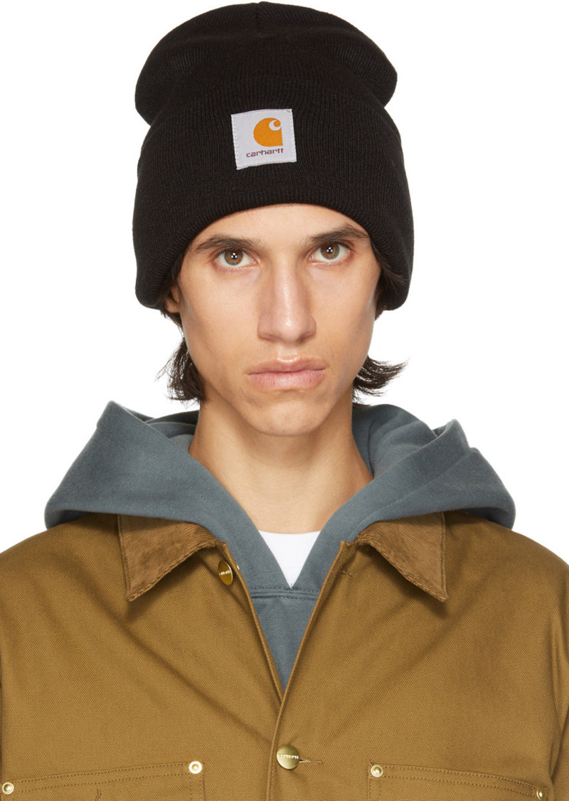 SALE! Carhartt Black Watch Beanie bf75f71a83f
