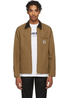 Carhartt Brown Detroit Jacket
