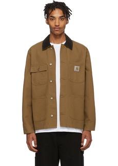 Carhartt Brown Michigan Jacket