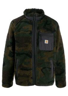 Carhartt camouflage print jacket