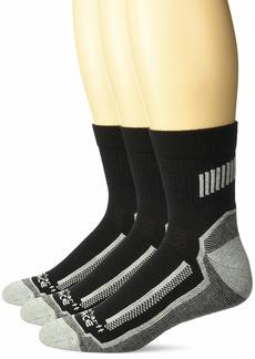 Carhartt Big and Tall Men's Force Performance Work Short Boot Crew Socks