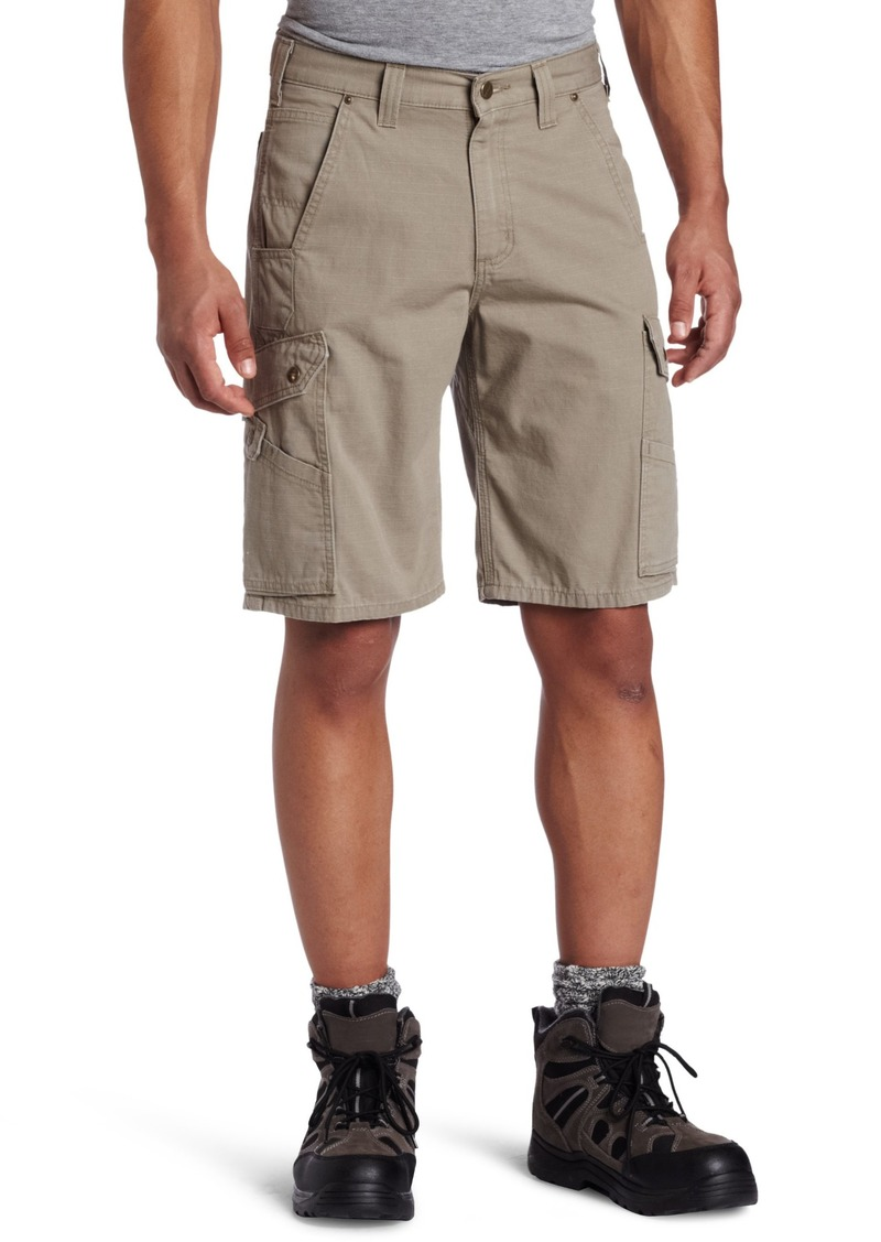 "Carhartt Men's 11"" Cotton Ripstop Cargo Work Short"