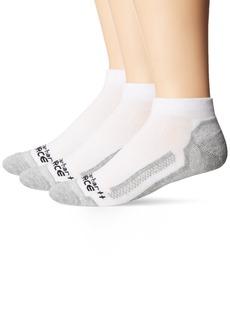 Carhartt Men's 3 Pack Force Performance Work Low Cut Socks  Shoe Size: 6-12