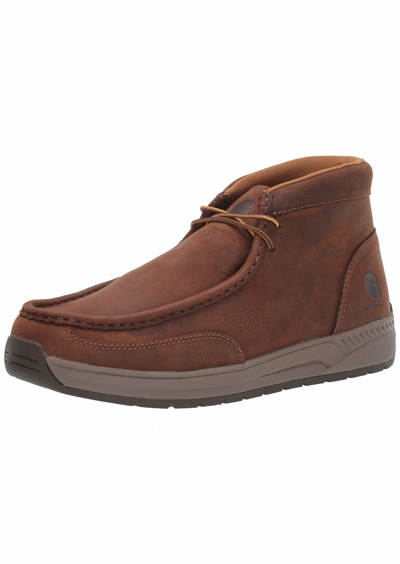 "Carhartt Men's 4"" Lightweight Wedge Chukka NWP Soft Toe CMX4033 Boot   M US"
