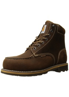 eef31e1173e Carhartt Carhartt Men's Ground Force 6-Inch Brown Waterproof Work ...