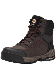 "Carhartt Men's 6"" Force Light Weight Waterproof Work Boot CMA6046  8.5 W US"