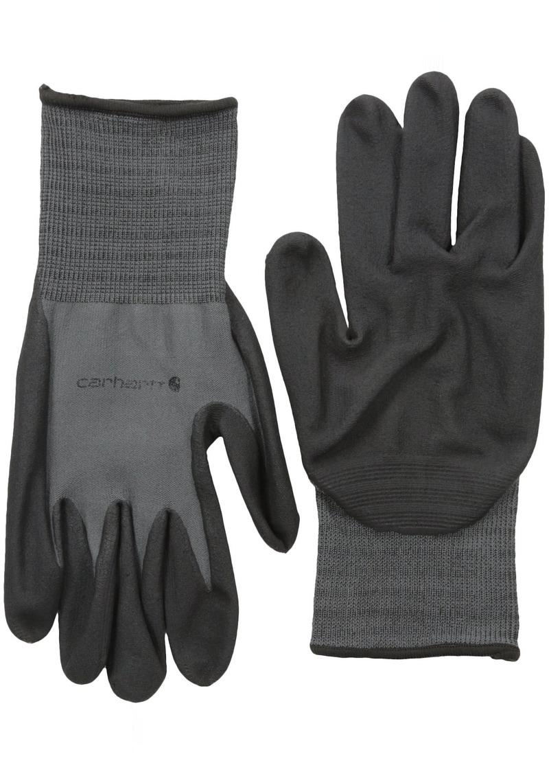 Carhartt Men's All Purpose Micro Foam Nitrile Dipped Glove