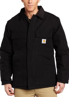 Carhartt Men's Arctic Quilt Lined Duck Traditional Coat C003