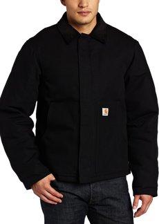 Carhartt Men's Arctic Quilt Lined Duck Traditional Jacket