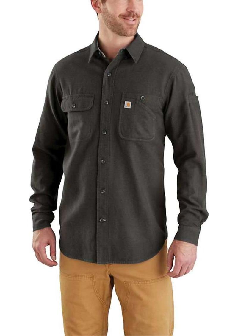 Carhartt Men's Beartooth Solid LS Shirt