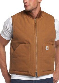 Carhartt Men's Big & Tall Duck Vest