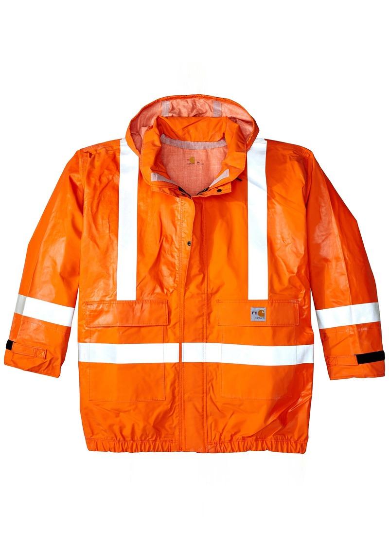 6d5002a4bd3d Carhartt Carhartt Men s Big   Tall Flame Resistant Rain Jacket ...