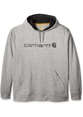 Carhartt Men's Big & Tall Force Extremes Signature Graphic Hooded Sweatshirt  3X-Large