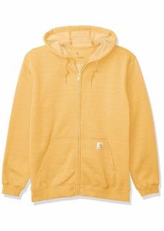 Carhartt Men's Midweight Hooded Zip Front Sweatshirt  2X-Large