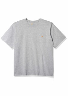 Carhartt Men's Size Relaxed Fit T-Shirt  Large/Tall