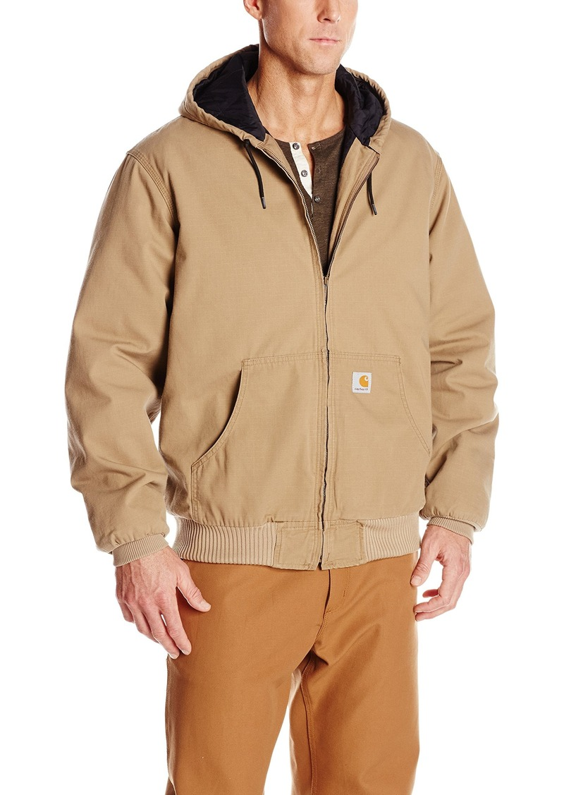b37c8698c36 Carhartt Carhartt Men's Big & Tall Ripstop Active Jacket Quilt Lined ...