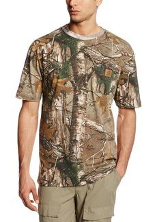 Carhartt Men's Big & Tall Short Sleeve T-Shirt Original Fit