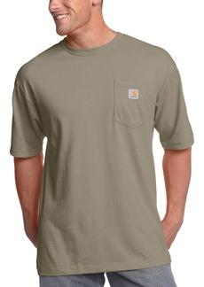 Carhartt Men's Big & Tall Workwear Pocket Short Sleeve T-Shirt Original Fit K872X-Large Tall