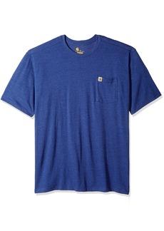 Carhartt Men's Big and Tall Big & Tall Maddock Pocket Short-Sleeve T-Shirt