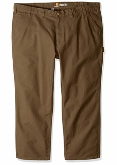 Carhartt Men's Big and Tall Rugged Flex Relaxed Fit Duck Dungaree Pant