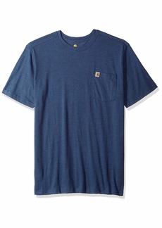 Carhartt Men's Big Big & Tall Maddock Pocket Short Sleeve T Shirt  X-Large/Tall