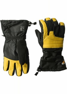 Carhartt Men's Cold Snap Insulated Work Glove black barley XL