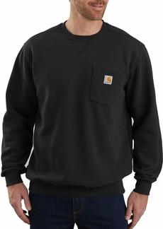 Carhartt Men's Crewneck Pocket Sweatshirt (Regular and Big & Tall Sizes)
